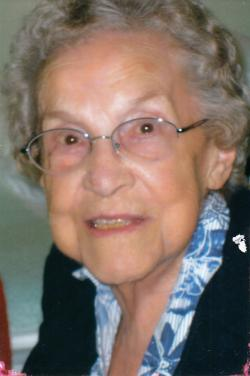 Doris Ada Carter